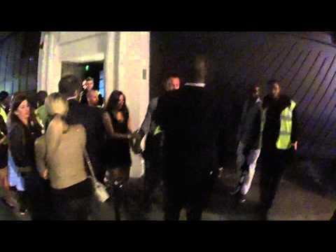 Chelsea FC Team Celebrate At Libertine Nightclub In London
