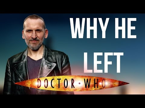 Why Christopher Eccleston left Doctor Who