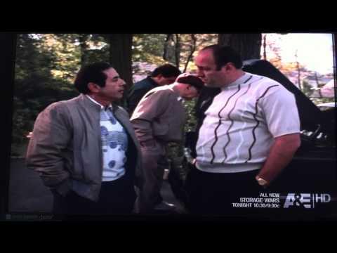 The Sopranos - Full Leather Jacket