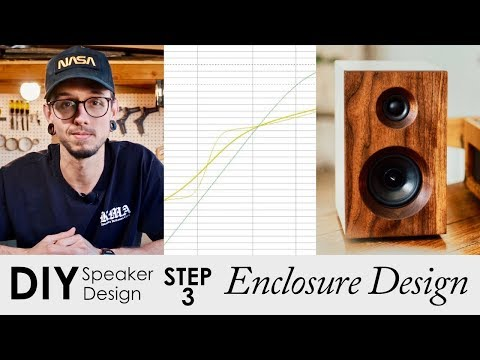 Easy DIY Speaker Enclosure Design Using Free Software In 5 Steps | (How To Design Your Own Speakers)