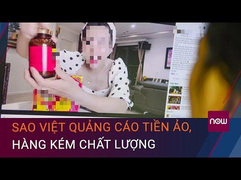 Nghệ sĩ quảng cáo tiền ảo, hàng kém chất lượng chỉ cần xoá bài là xong?   VTC Now