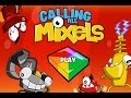 Calling All Mixels - Cartoon Network Games (HD)
