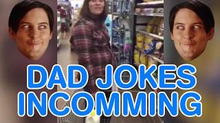 Dad Jokes & Pranks February 2019 (Funny Dad Compilation, Clean, No Swearing)