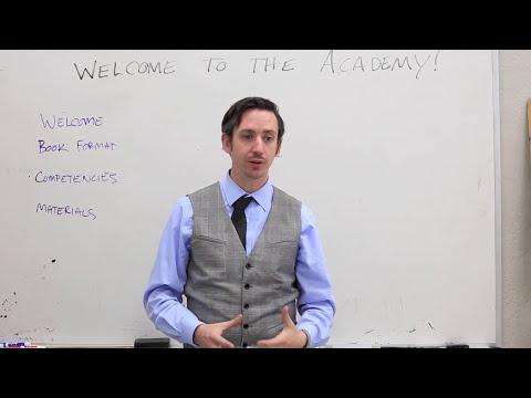 Academy Orientation