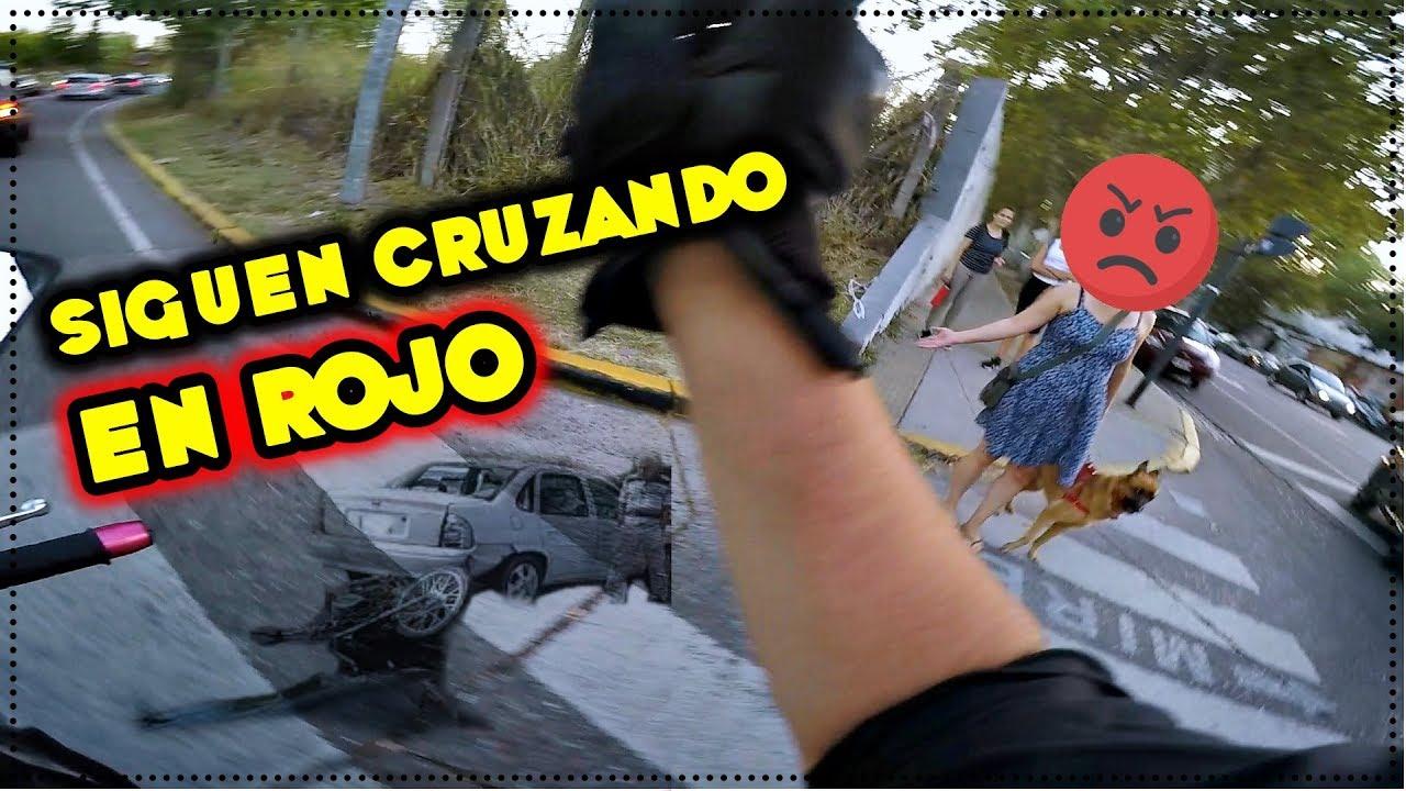 Observaciones Diarias #27 - #Accidente en la calle - #CHOCAN EN MOTO | Callejero Motovlog