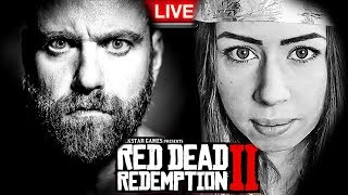 🔴read Dead Redemption 2 Live Gameplay - Ps4