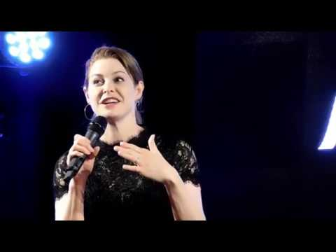 Esmé Bianco Ros from Game of Thrones @ COT 2018