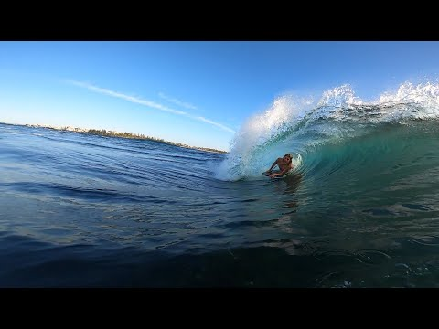 offshore reef session