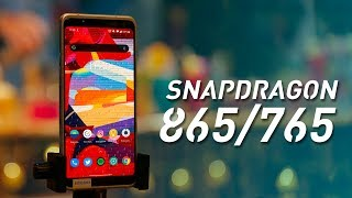 Con SNAPDRAGON 865 video in 8K, 5G e foto a 200 MP