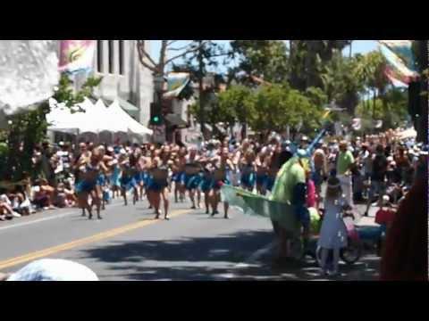 Santa Barbara Summer Solstice Festival 2012