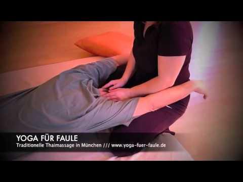 Thai Massage München Erotik