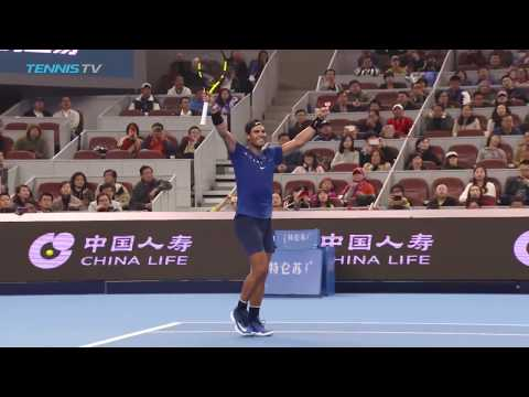 Rafa Nadal beats Nick Kyrgios to win Beijing title | China Open 2017 Final Highlights