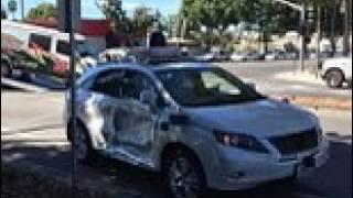 «بسبب خطأ بشري».. سيارات جوجل ذاتية القيادة تواجه أسوأ حادثة