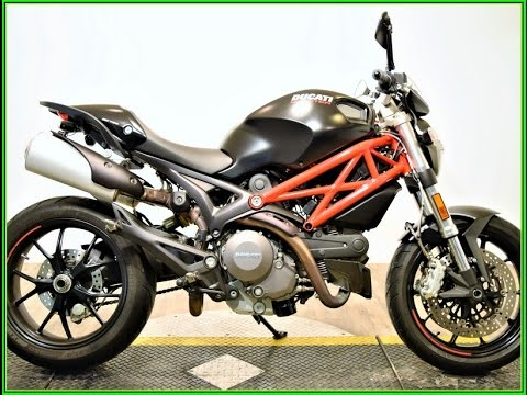 2013 Ducati Monster 796 20th Anniversary ABS For Sale at