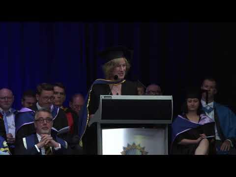 Bond University Graduation Ceremony October 2017 - Business & Law