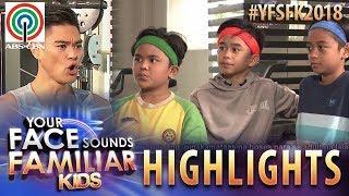 YFSF Kids 2018 Highlights: TNT Boys as The Three Tenors | Week 12 Mentoring Session