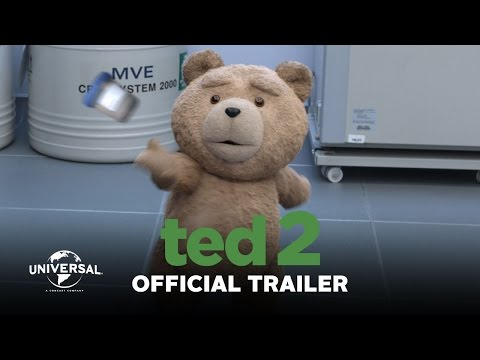 Ted 2 - Official Trailer (HD) video
