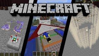 Minecraft HOLOGRAMM, DRACHEN FLIEGEN, AUFZÜGE - OpenBlocks [1/2]