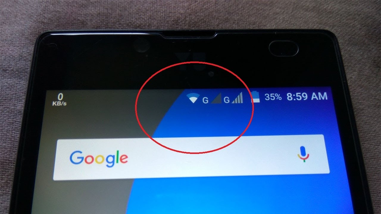 How to hide Wi-Fi Icon in Status Bar From Any Android Device