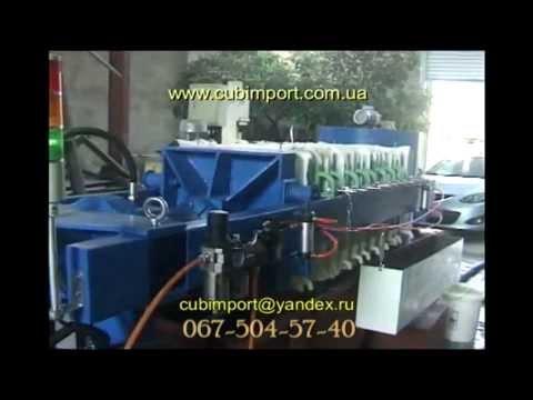 Системы очистки воды от шлама ООО КУБ ИМПОРТ