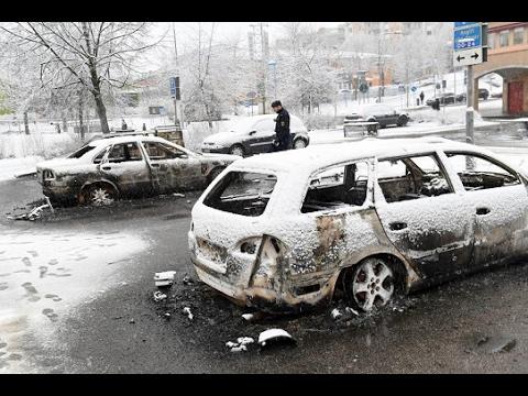 WHAT IS HAPPENING IN SWEDEN?