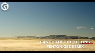 Fenton Gee - Can't Stop The Feeling Remix Promo
