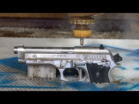 What's inside a Handgun?
