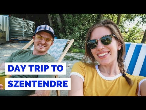 Szentendre Travel Vlog | Day Trip From Budapest, Hungary