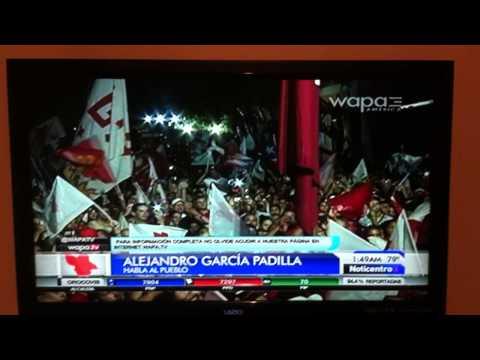 Elecciones Puerto Rico 2012