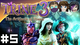 Trine 3 with Kim and Zoey #5 - Miniature Black Holes