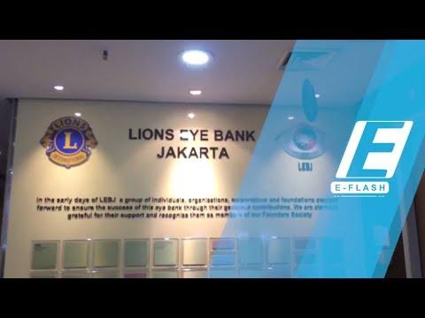 Jakarta Eye Center Buka Bank Mata Di Jakarta