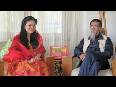 S03E12 FindingTheVoices with RK Ranendrajit, knowing your cultural roots and Identity of Manipur.