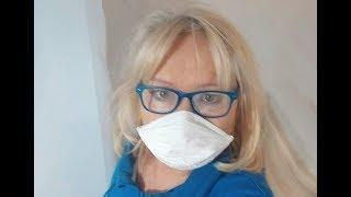 Италия Коронавирус Лайфхак Одноразовая Маска Life hack Disposable Face Mask Coronavirus