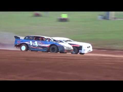Bloomington Speedway 8/25/17 heat race