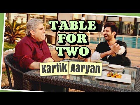 Table For Two: Kartik Aaryan with Rajeev Masand I Love Aaj Kal 2 I Dostana 2