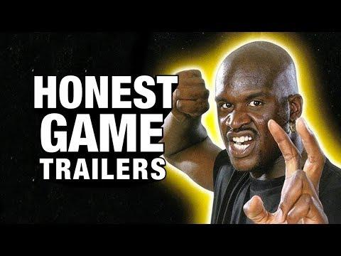 Download SHAQ FU (Honest Game Trailers)