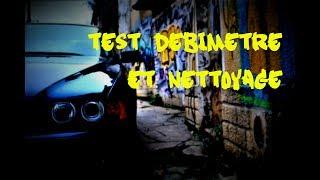 MECAVLOG THREE // TEST DU DEBIMETRE