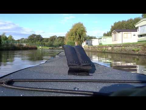Sevylor Adventure Kayak Leeds Liverpool canal.