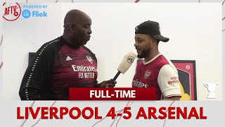 """Liverpool 4-5 Arsenal 