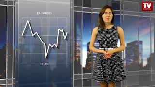InstaForex tv news: EUR/USD keep trading sideways (12.06.2018)