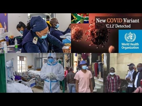 What is 'C.1.2', the new COVID-19 variant detected in South Africa?