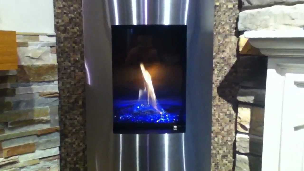 kozy heat nicollet gas fireplace youtube