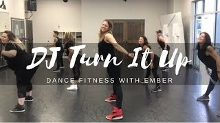 Gambar cover DJ TURN IT UP // YELLOW CLAW // DANCE FITNESS