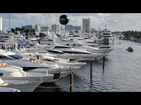 FLIBS 2016 - Fort Lauderdale International Boat Show