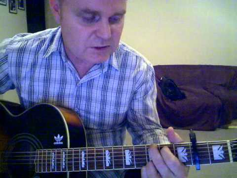 ♪♫ Noel Gallagher's High Flying Birds - If I Had A Gun (Tutorial)
