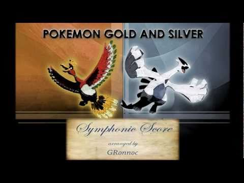First Steps - Route 29 (Gold and Silver Symphonic)