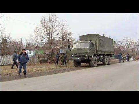 В Приморье специалисты Министерства обороны выясняют причины крушения Су-25.