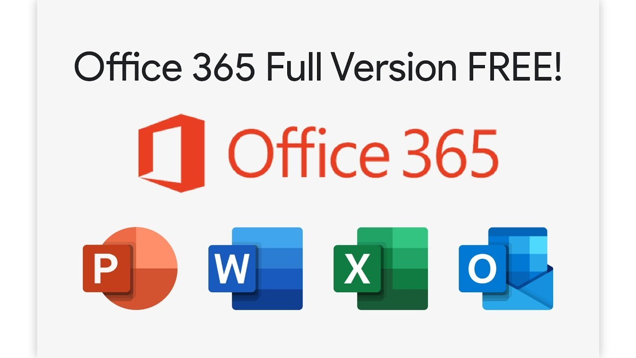 microsoft office 365 full version free download