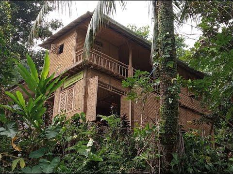 seruling-&-rumah-bambu