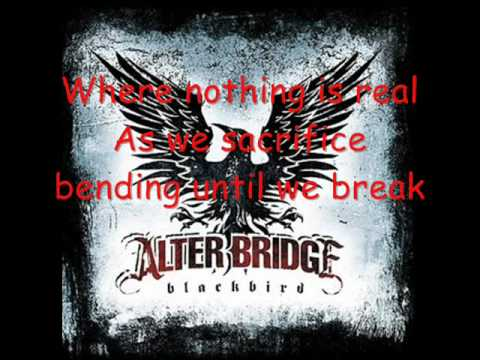 Клип Alter Bridge - White Knuckles